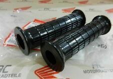 HONDA CL 350 450 interferenzaNverso Grip Gomma Manubrio Grip Set Handle Grip Nuovo