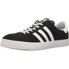 Adidas Men Athletic Shoes Skate Adv Skateboarding Shoes Core Black