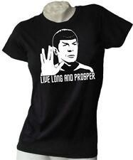 Star Trek inspiriertes Spock  woman T-Shirt
