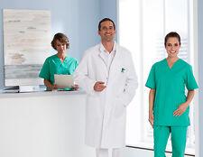 Exner Laborkittel Herren Labor Medizin Kittel Mantel Herrenkittel Arztkittel