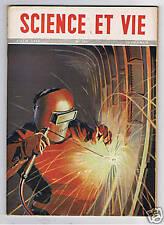 SCIENCE ET VIE N°369  1948 armes de chasse la soudure