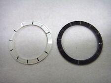 Ceramic Black or White watch Bezel ring insert FITs Chanel J12 29mm case Ladies