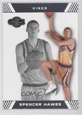 2007 Topps Co-Signers #96 Spencer Hawes Sacramento Kings Rookie Basketball Card