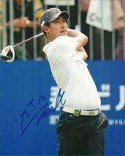 JAE-BUM PARK signed 8x10 GOLF PGA photo with COA