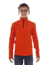 Brunotti Fleece Pullover Function Top Jumper Red Terni Jr Regular