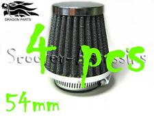 4x 54mm Air Filter for Suzuki GS1000 1100 1150 Yamaha XJ