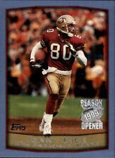 1999 Topps Season Opener FB +Rookies +Inserts - U Pick - Buy 10+ cards FREE SHIP
