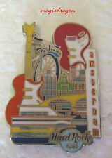 Hard Rock Cafe AMSTERDAM City T Shirt Pin
