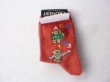 Calcetines para niño kids calcetín Calcetines Teddy ABC 123 Talla gr.23-26 NUEVO