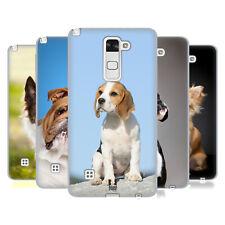 HEAD CASE DESIGNS POPULAR DOG BREEDS SOFT GEL CASE FOR LG PHONES 3