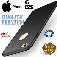 CUSTODIA COVER TPU ULTRA SLIM OPACA per APPLE iPhone 6 6S Qualità PREMIUM