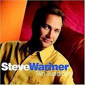 """STEVE WARINER, CD """"TWO TEARDROP""""     USED"""
