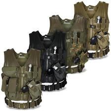 USMC Einsatzweste Weste Tactical Vest Lochkoppel Paintball Softair Militär