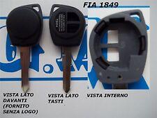 Guscio cover scocca chiave per telecomando FIAT 16 SEDICI no tasti e SENZA LOGO