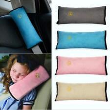 Child Kid Safety Car Seat Belt Pad Strap Harness Shoulder Sleep Pillow Cushion C