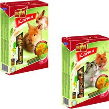 VITAPOL Alleinfuttermittel für Hamster oder Kaninchen 3-er SET