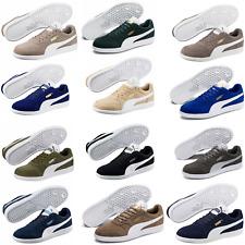puma sneaker braun weiß herren
