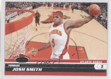 2007-08 Topps Stadium Club #5 Josh Smith Atlanta Hawks Basketball Card