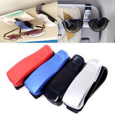 Sunglasses Vehicle Eye Glasses Card Car Pen Holder Clip Sun Visor Accessory