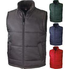 Mens Result Waterproof Winter Core Winter Body Warmer Lightweight Coat