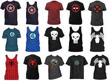 Marvel Comics Symbols Captain Venom X-MEN Choose From Licensed Adult Shirt S-3XL