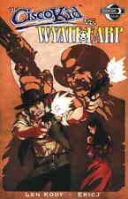 Cisco Kid vs. Wyatt Earp, The #1 VF Moonstone - save on shipping - details insid