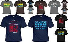 66. cumpleaños t-shirt cumpleaños 66 años hombres papá abuelo proverbios PROMOClÓN de 1952