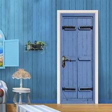 3D Wooden Gate 607 Door Wall Mural Photo Wall Sticker Decal Wall AJ WALLPAPER UK
