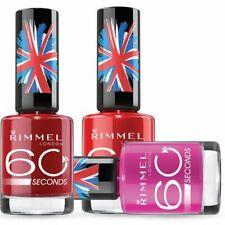 Rimmel Rita Ora 60 Seconds Collection Nail Polish 8ml - Packaging May Vary