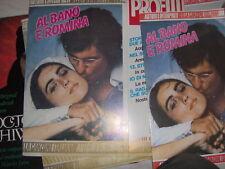 LP AL BANO E ROMINA  PROFILI MUSICALI + BOOKLET MINT