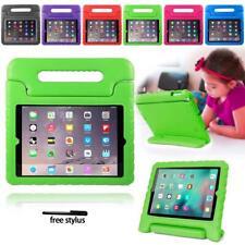 Kids Safe Case EVA Cover Stand For iPad 2/3/4/mini 1/2/3/4/5 Air 1/2/Pro 9.7