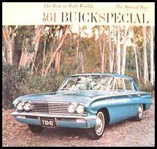 1961 Buick Special Color Brochure