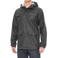 $120 Columbia Mens Ibex Waterproof Jacket Rain coat fishing S