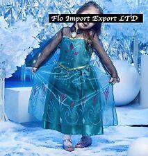 Frozen Elsa Incoronazione Vestito Carnevale Costume Frozen Coronation 789051