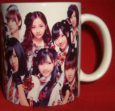 AKB48 coffee MUG CUP - Japanese pop group - J pop