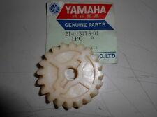 NOS Yamaha Oil Pump Gear DT1 RT1 RT2MX DT2MX 214-13178-00