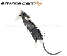 Savage Gear 3D Rad Rat, 30cm 86g, Black