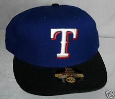 ORIGINALE NEW ERA CAP 59 FIFTY TEXAS RANGER SIZE 7 1/4