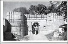 1959 INDIEN India Elephanta Caves Chitorgarh Hanuman P.