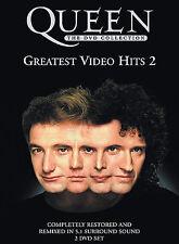 Queen - Greatest Video Hits 2, Acceptable DVD, Queen,