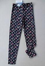 SCHIESSER Mädchen Leggings Leggins PARIS 104-176 95/5 BW lange Unterhosen NEU