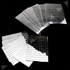 600 Small Silver Self-Adhesive Mirror Mosaic Tiles Mirror Tiling Home Diy Decor