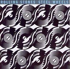 CD 12T THE ROLLING STONES STEEL WHEELS DE 1989 REF : 465752 2