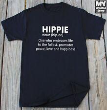 Hippie T-shirt Funny Gift For Hippie LSD DMT Psilocybin T-shirt Christmas Gift