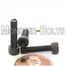 #6-40 - Socket Head Cap Screws - SAE Alloy Steel w/ Thermal Black Oxide coating