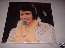 ELVIS PRESLEY Canadian Tribute LP Yellow Vinyl RCA '78
