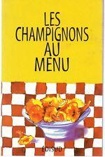 Les Champignons Au Menu - LP
