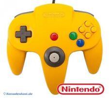 Original Nintendo N64 Controller / Gamepad #Gelb - Zustand auswählbar
