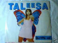 "TALEESA Burning up 12"" ITALO ZONE"