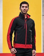 Giacca Softshell Regatta impermeabile caldo Layer sport Workwear MEN/'S S-3XL OFFERTA